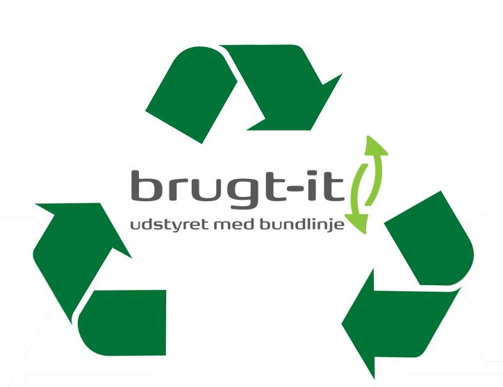 Brugt-it er bæredygtig IT