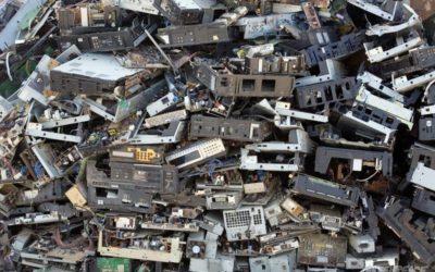 6 korte fakta om elektronikaffald
