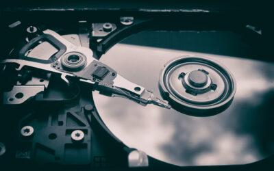 Hvordan tester man harddiske?