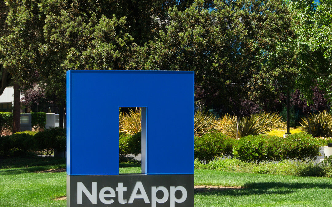Fokus på NetApp