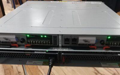 IBM Storwize V5000 storage system